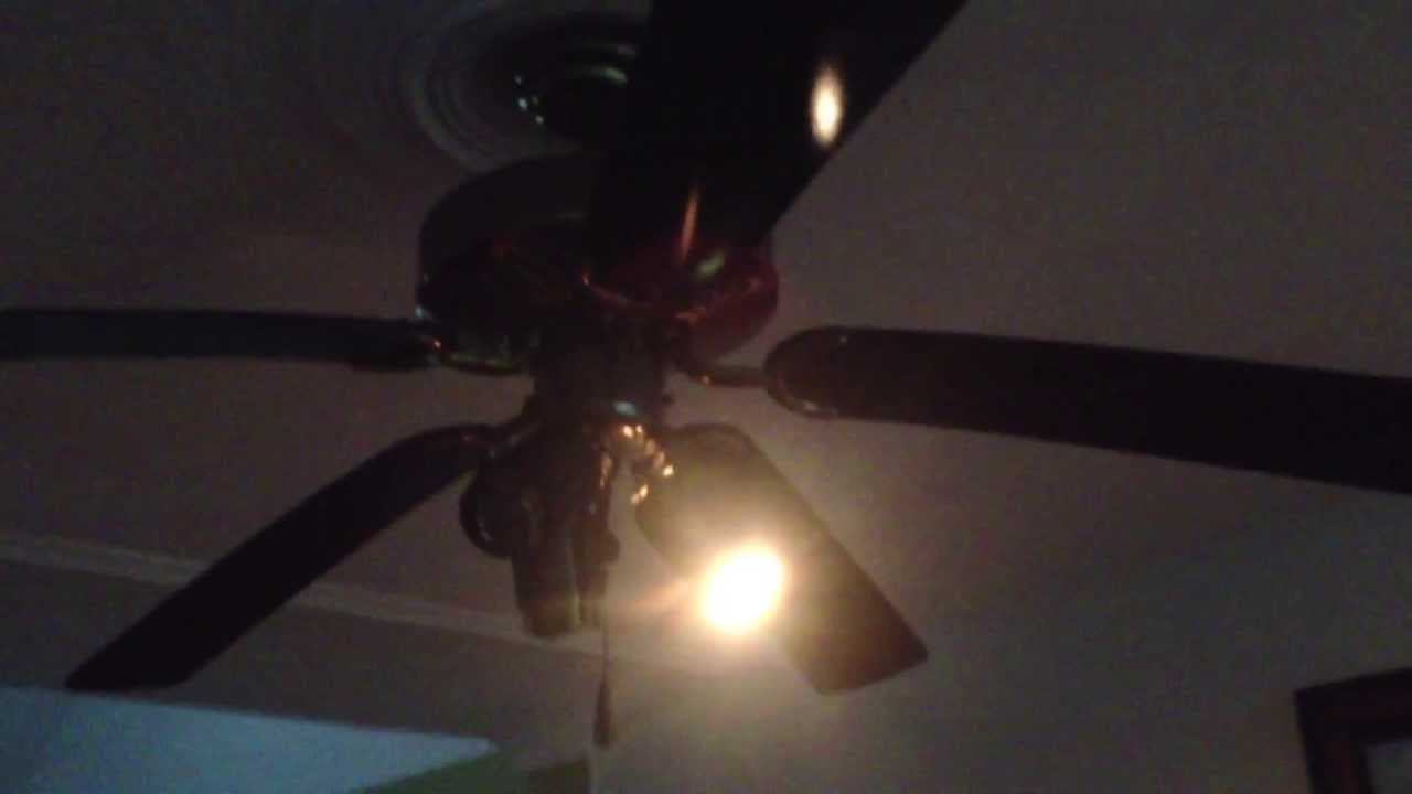 Kmart ceiling fan at cousins house broken youtube mozeypictures Images