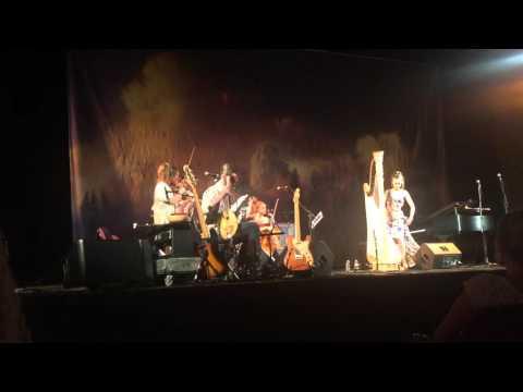 Joanna Newsom - Anecdotes -  Crest Theatre 4/5/16