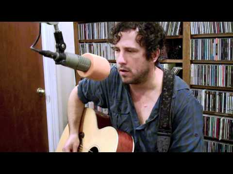 Will Hoge - Fools Going to Fly - Live in studio at Lightning 100