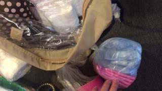видео Собираем сумку в роддом — Советы мамам