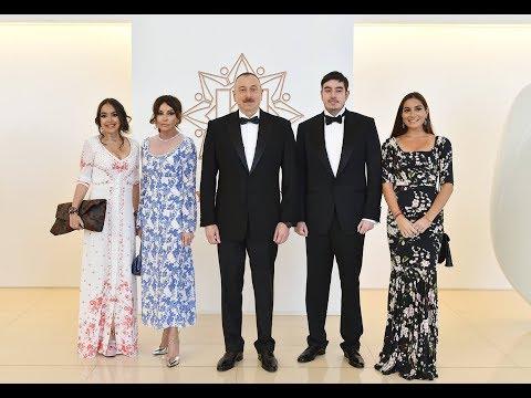 İlham Əliyev Prezident Administrasiyasını yenilədi - Gündəlik Xəbərlər (01.06.2017)