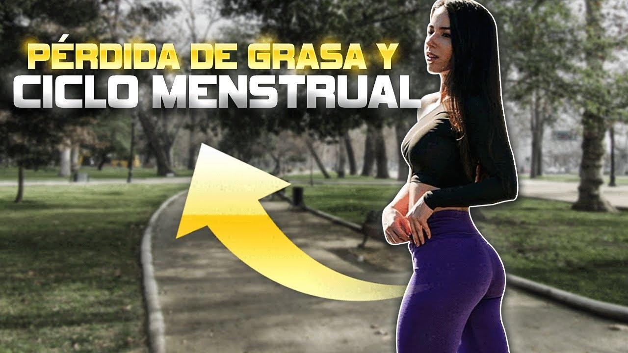 bajar de peso en el ciclo menstrual