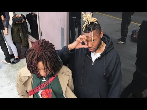 "Trippie Red And A1billionare Release ""Rookie Of The Year"" Video"