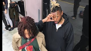 "Video Trippie Redd & A1billionaire - ""Rookie Of The Year"" (Official Music Video) download MP3, 3GP, MP4, WEBM, AVI, FLV September 2018"