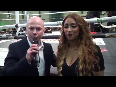 GOLDEN GLOVES   Danny Morgan and Daniel Frost Interview with Irene Choudhury