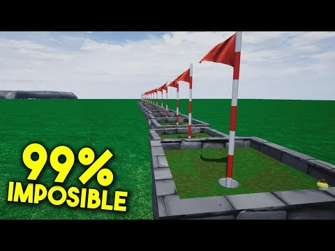 99% IMPOSIBLE - GOLF IT