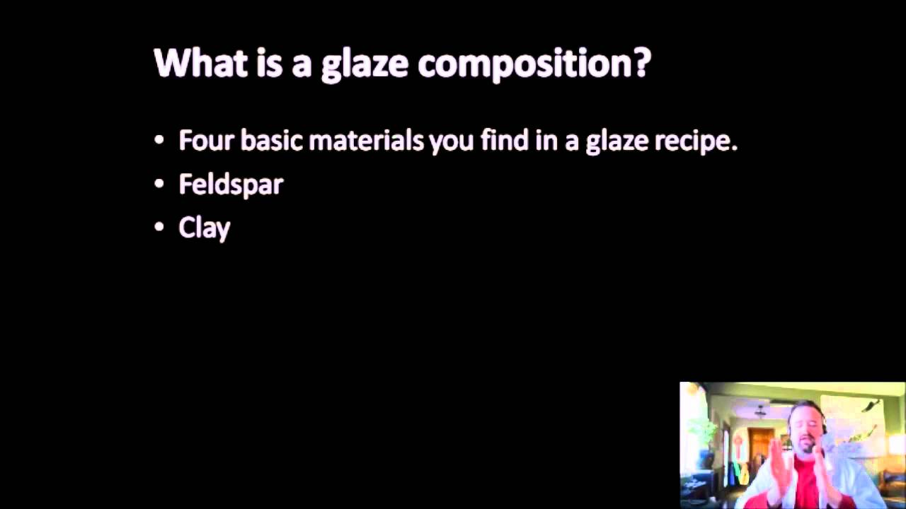 Introduction to Glazes I Class Sample Video