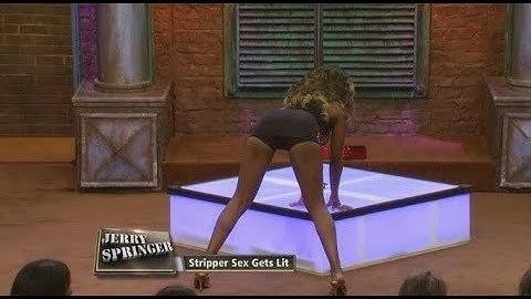 Big Booty Judy's Looking For Love (The Jerry Springer Show)