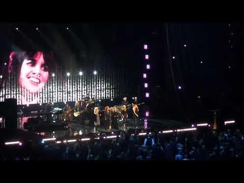 'It's So Easy' LIVE @ Rock Hall 4-10-14, Stevie Nicks, Sheryl Crow, Carrie Underwood, Glenn Frye+