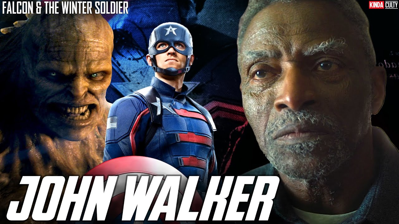Is The New Captain America A Secret Super Soldier Connected to Abomination & Isaiah Bradley?