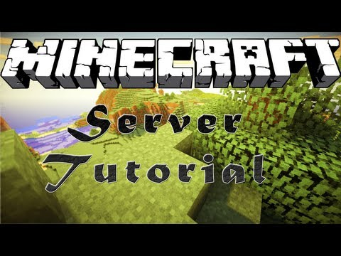 How To Make A Minecraft Server 1.8 | ULTIMATE Tutorial (Mac) - HD