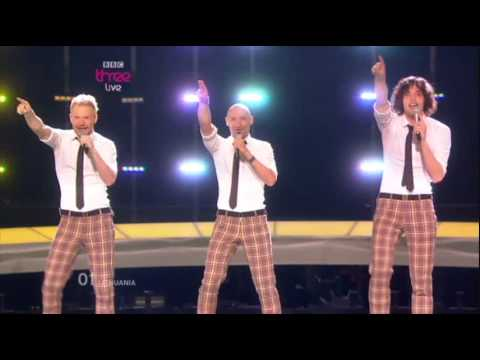 *Eurovision 2010* *Semi Final 2* *01 Lithuania* *InCulto* *Eastern European Funk* 16:9 HQ