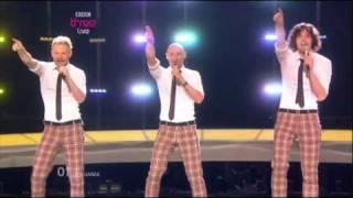 *Eurovision 2010* *Semi Final 2* *01 Lithuania* *InCulto* *Eastern European Funk* 16:9 HQ