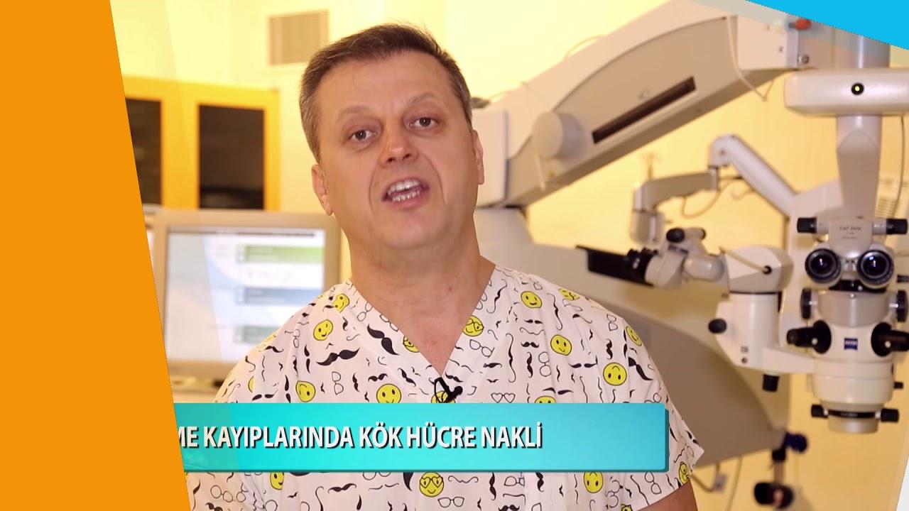 Protez göz hangi hastalara, ne tür durumlarda önerilir? Doç. Dr. Levent Akçay
