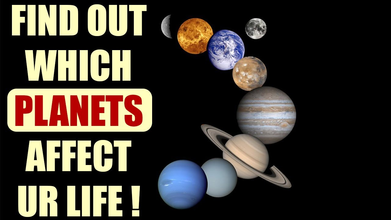 Affectingyou: How Do Planets Affect You According To Astrology
