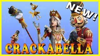 "NOUVEAU ""CRACKABELLA"" SKIN in FORTNITE - NEW ""UNVAULTED LTM"" GAMEMODE! Jouer avec SUBSCRIBERS"