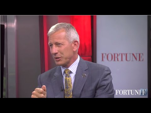 What is the job of a CEO? Union Pacific's Lance Fritz Answers | Fortune