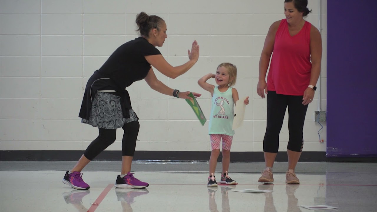 Fun & Fitness with Ms. Kelly: Galloping