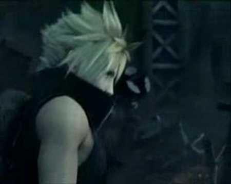 Final Fantasy VII: Going in Blind