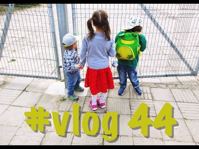 #vlog 44 - Rugsėjo  1 - oji /  Pirmoji klasė / 2020 / Vegan Pipiras