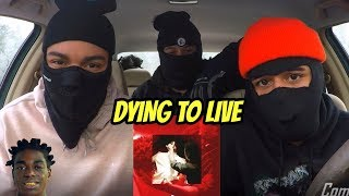 KODAK BLACK - DYING TO LIVE FULL ALBUM REVIEW REACTION