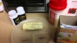 Breakfast Burrito And Proti 15