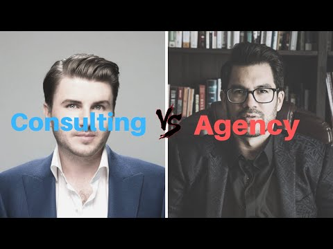 Consultant Vs Social Media Marketing Agency - Which Should You Start?