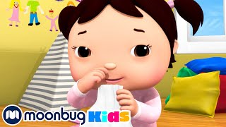 Learning Skills for Kids | Wash Your Hands Song | Little Baby Bum