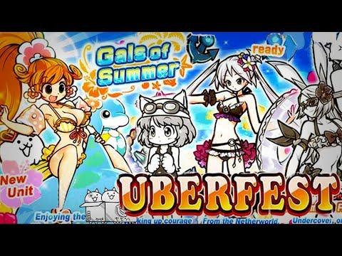 UBER-UBER-UBER-UBER-UBER!!! - The Battle Cats Gameplay [Ita]
