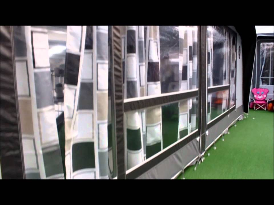 Isabella Commodore Concept Caravan Awning 2011 Model HD Demonstration Video