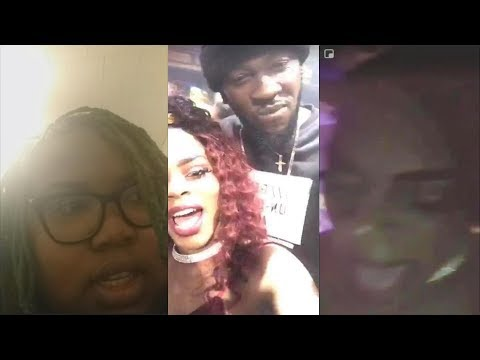 Jasmine Eiland Friends Explains Seeing Her And The Guy Who Allegedly Raped Her At Opera Atlanta