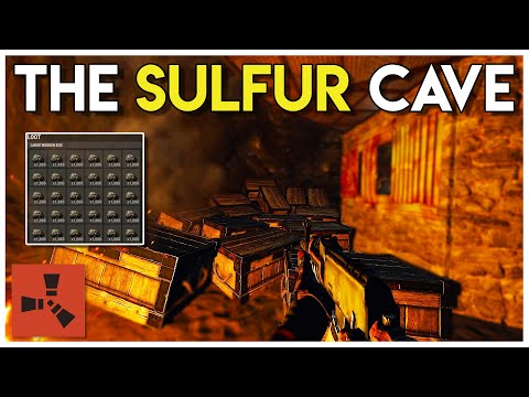 Counter RAID gave us a BOX OF SULFUR! - Rust Survival #85 thumbnail