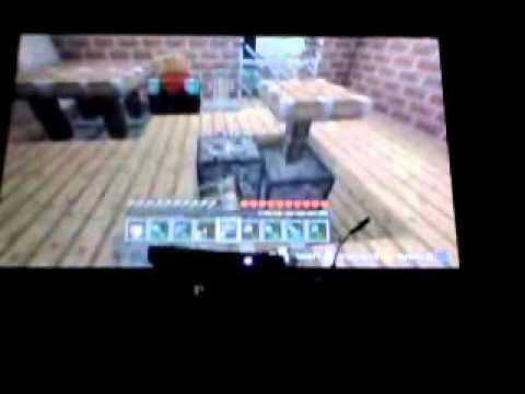 Tuto comment faire une table dans minecraft sur xbox360 - Comment faire une table dans minecraft ...
