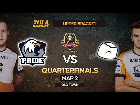 PRIDE vs BIG UNIBROW | Map 2 | Upper Bracket | Zula World Cup 2019 Qualifier