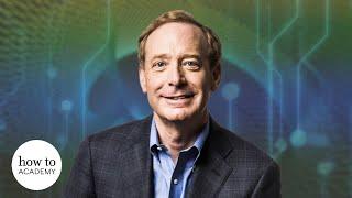 Microsoft President Brad Smith On Tech and the Future