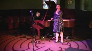 One More Kiss, solo recital version (Follies/Sondheim)