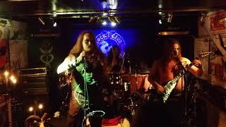 In Manus Tuas, Ego Mortum live @ The Cave Amsterdam