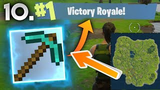 HOW TO GET MINECRAFT DIAMOND PICKAXE ! ( Fortnite Funny Fails Best Moments 3 Fortnite Battle Royale)