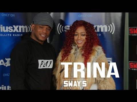 Trina Interview: Talks Relationships, New Album, Lil Wayne & Trick Daddy on Sway in the Morning
