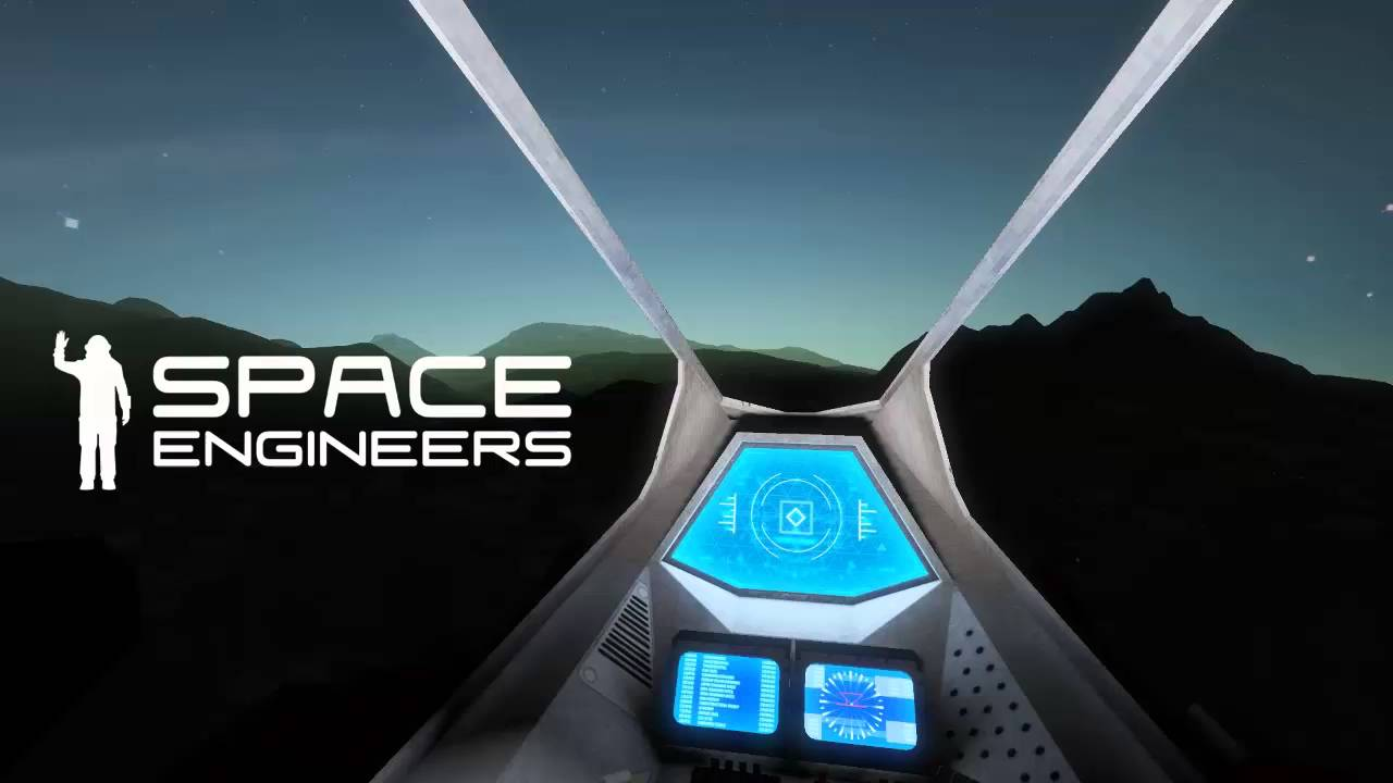 Approaching the Stars - Space Engineers OST Extended - YouTube