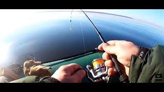 Рыбалка на плотву Кременчугское водохранилище