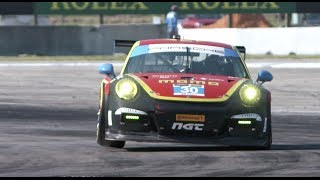 460 HP, 165mph, Through the Most Difficult Turn in Racing: Turn 17 at Sebring - MOMO