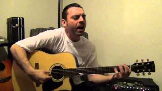 Handlebars / The Flobots / Cover / J Gramza / Lyrics below / Acoustic