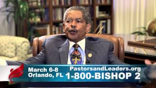 Apostle Fred Price - Pastors and Leadership Conference 2014