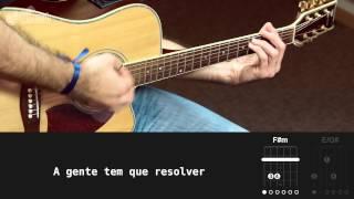 Mulher - Projota (aula de violão simplificada)