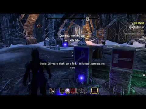 The Elder Scrolls Online-Orsinium-Riekr Revenge puzzle