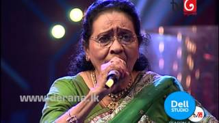 Maha Re Yame - Dayarathna Ranatunga | Amara Ranatunga  @ Dell Studio Season 03 ( 26-02-2016 ) Thumbnail