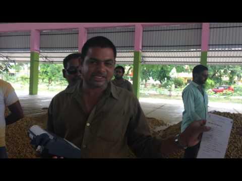 A visit to Nizamabad eNAM Mandi