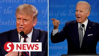Biden calls Trump one of the most racist presidents in history