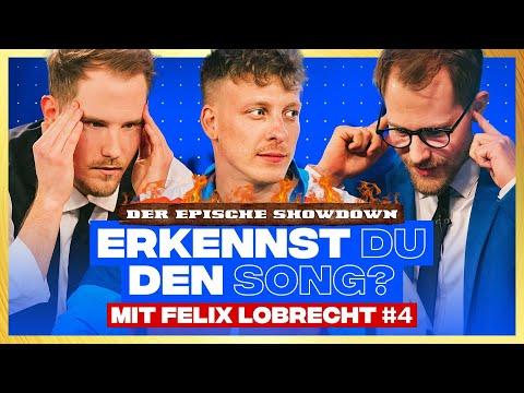 Erkennst DU den Song? (mit Felix Lobrecht) - DER EPISCHE SHOWDOWN